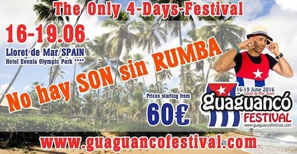 Guaguancó Festival 2016 (7ª Edición)