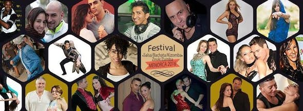 3th Festival latin dance BAILAME MENORCA 2016