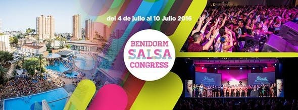 Benidorm Salsa Congress 2016