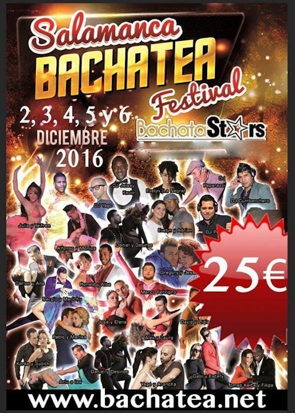 III SALAMANCA BACHATEA FESTIVAL 2016 + WORLD BACHATASTARS