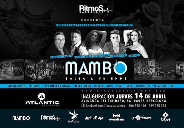 MAMBO SALSA & FRIENDS - Jueves de SALSA CUBANA en Barcelona