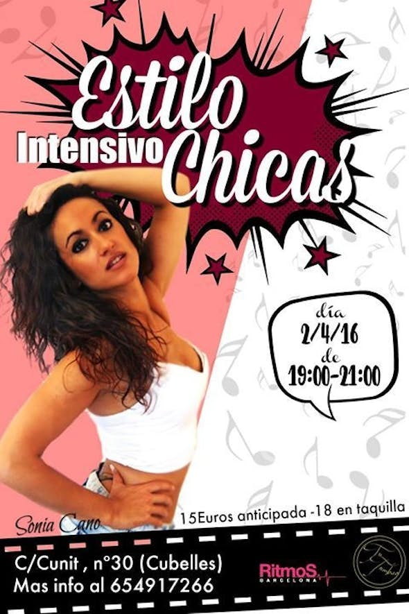 Intensive Lady Style with Sonia Cano