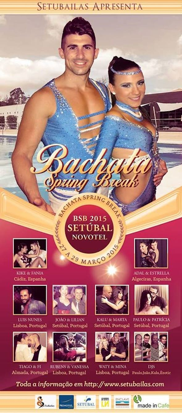 Bachata Spring Break 2015 (2nd Edition)