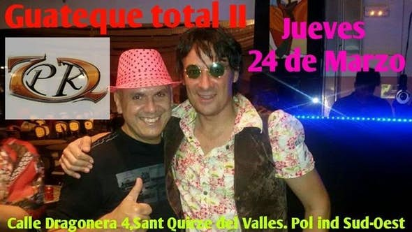 Guateque total II 7pk2