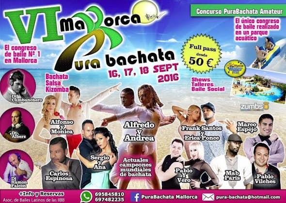 PuraBachata Mallorca Congress 2016 (6th Edition)