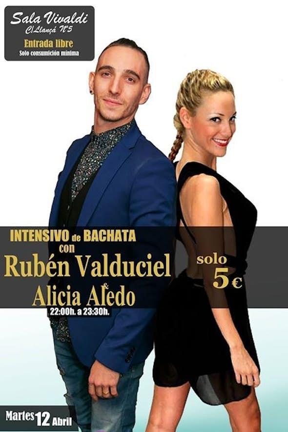 Intensivo taller de Bachata by Rubén & Alicia