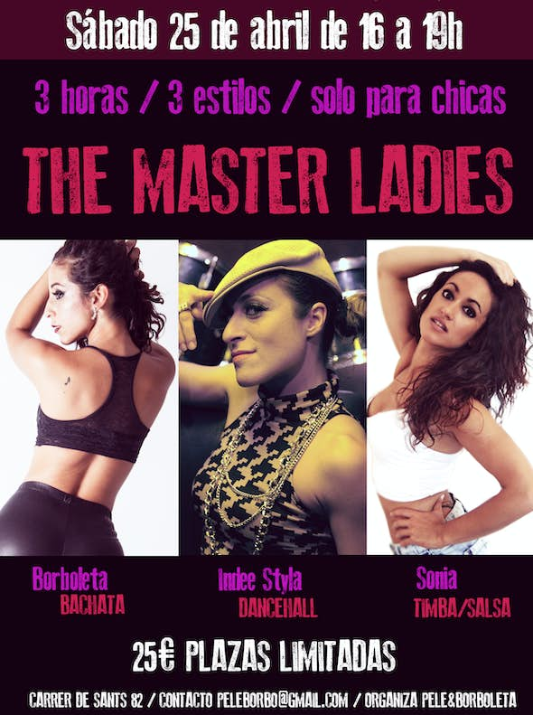 The Master Ladies