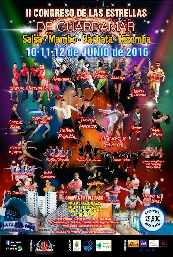 2nd Congreso De Las Estrellas de Guardamar 2016