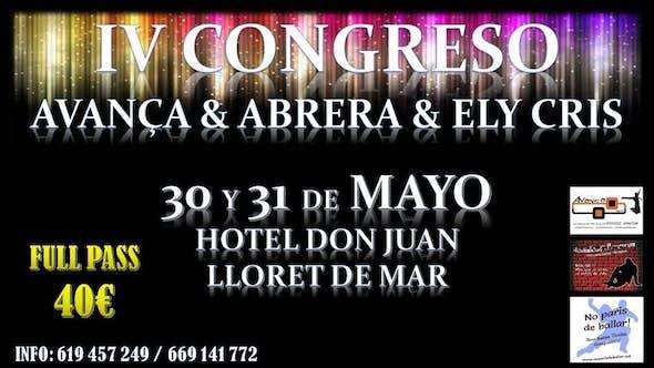 IV Congrès avança & abrera & Ely Cris!
