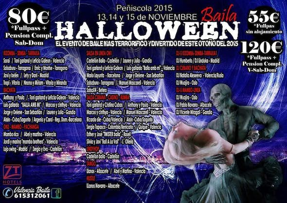 Halloween Baila 2015 (2nd Edition)