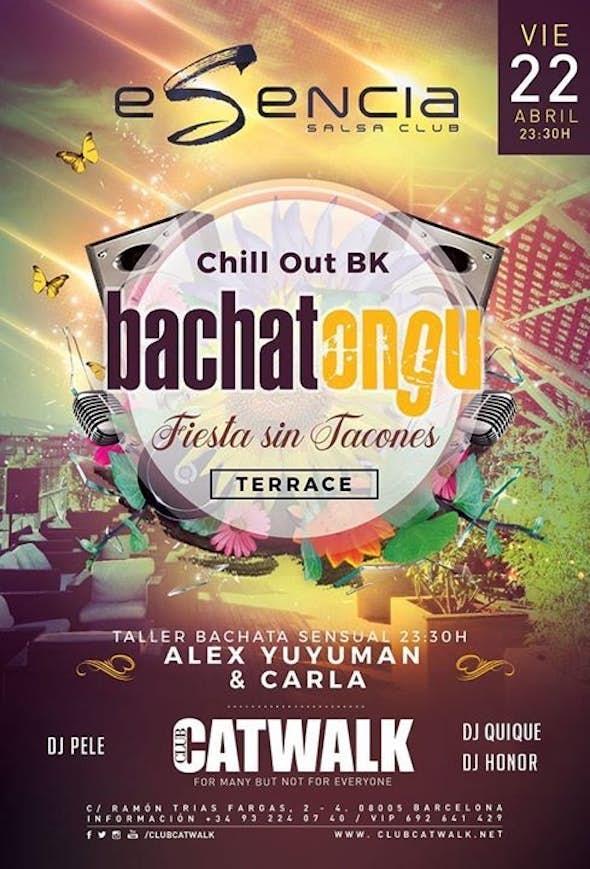 Esencia- Bachatongu friday 22th april!