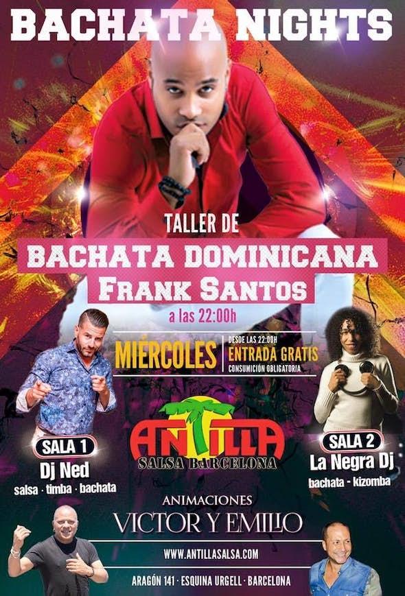 Miércoles en Antilla Salsa Barcelona
