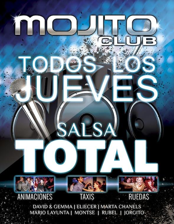 Jueves en Mojito Club Barcelona