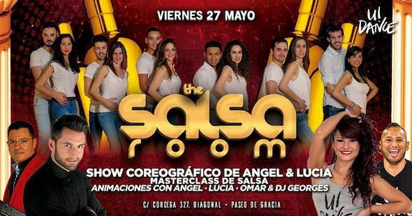 Friday, The Salsa Room