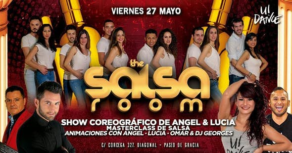 Viernes, The Salsa Room