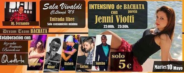 Bachata Workshop by Jenni Viotti