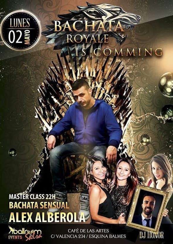Bachata Royale - Monday 2nd of May