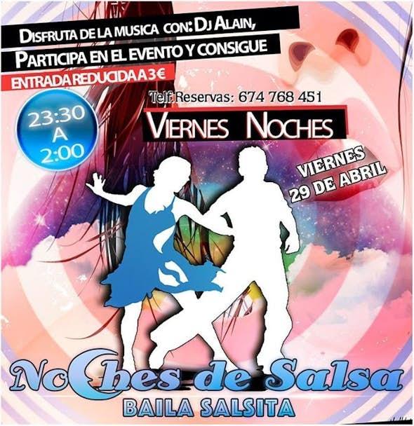 Friday in NoChes de Salsa