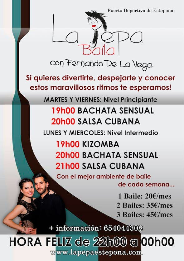 ESTEPONA DANCE WEEKEND