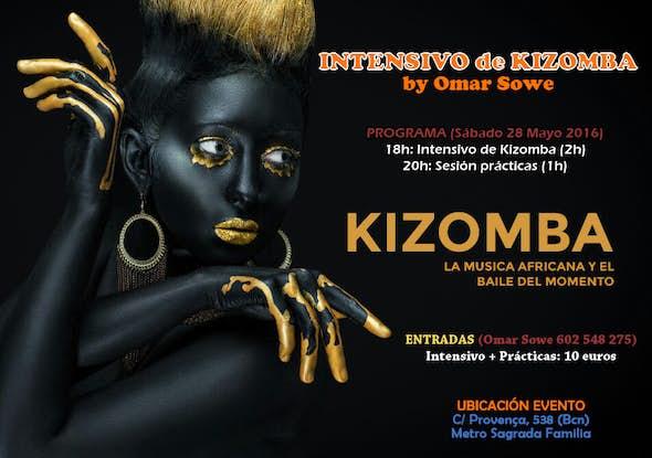 Kizomba Urban Intensive