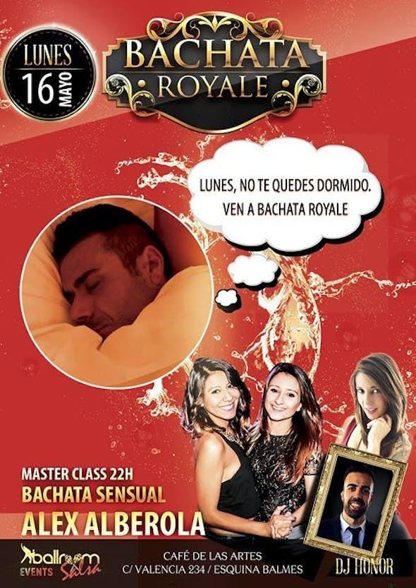 Bachata Royale - Lunes 16 de Mayo