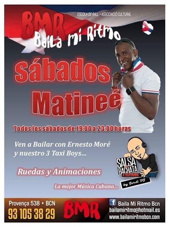 Saturday Matinée BMR