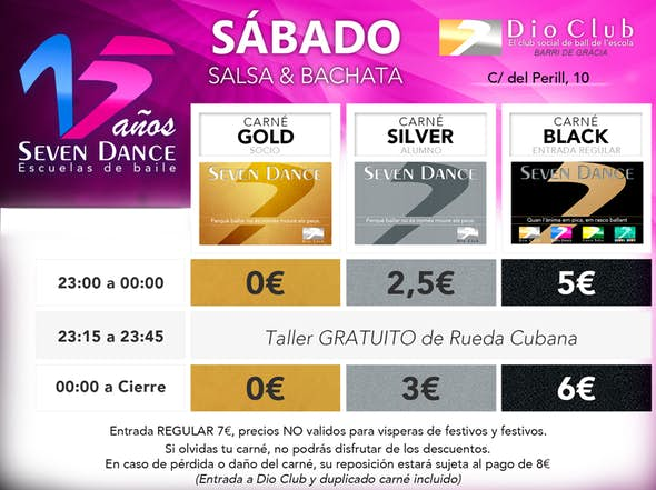 Salsa & Bachata Jam Dance
