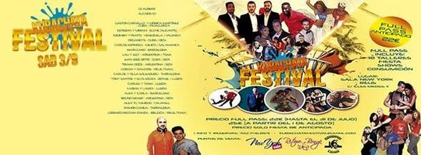 Kubachata Festival 2016