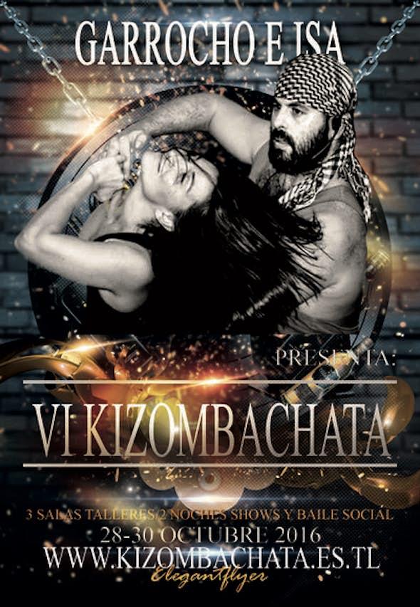 KizomBachata Spain Huelva 2016 (VI Edition)