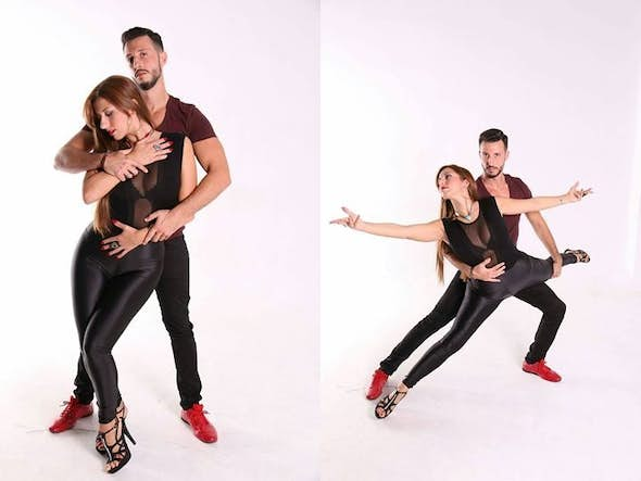 Intensive Workshop of Bachata by Carlos & Anaïs