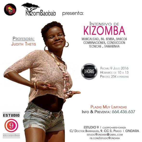 Intensivo 3h Kizomba, Estudio 9 | Ondara