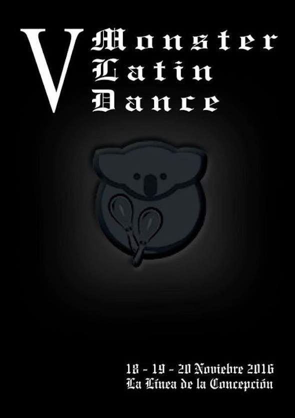 Monster Latin Dance 2016 (V Edition)