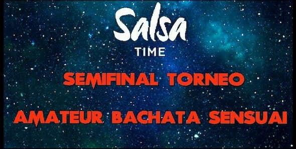 Semifinal Tournament Sensual Bachata!