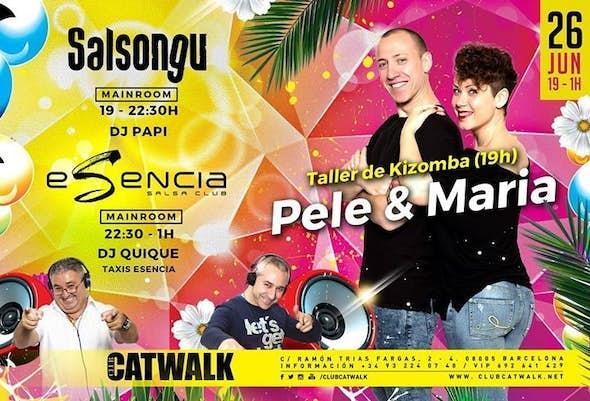 Salsongu-Esencia Catwalk