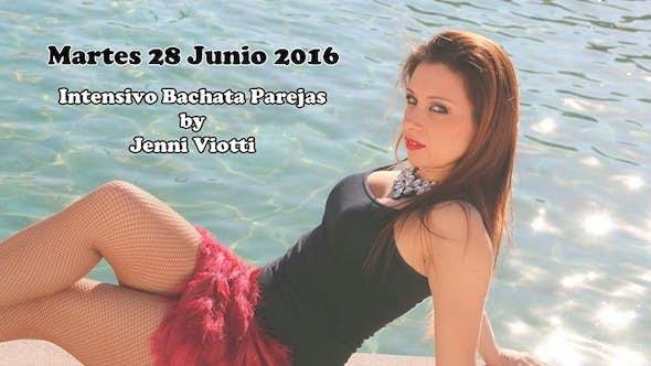 Bachata pair intensive by Jenni Viotti