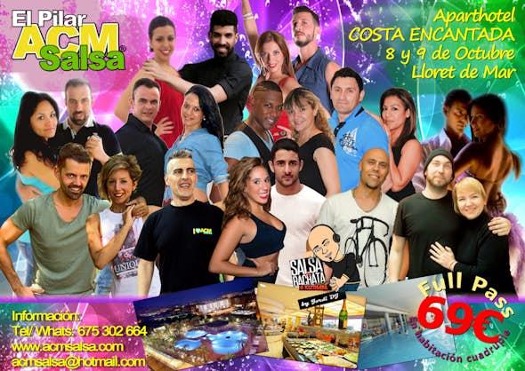 El Pilar ACMSalsa 2016
