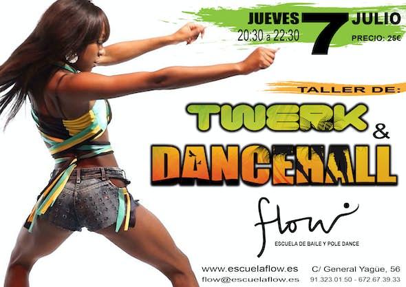 TWERK Y DANCE HALL
