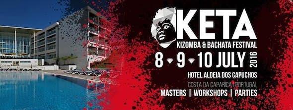 Keta Kizomba & Bachata Festival 2016