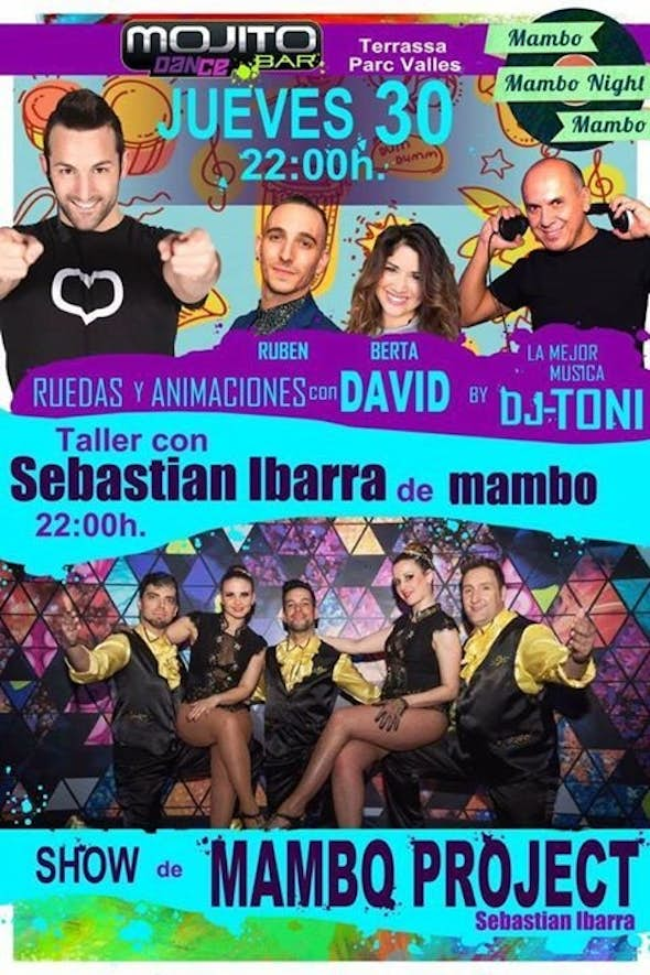 Mambo project in Mojito Terrassa