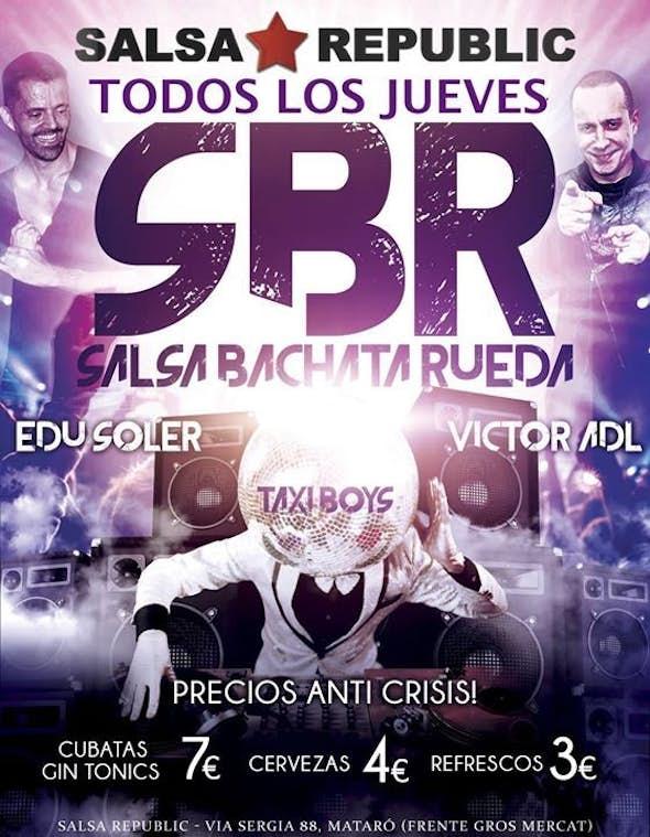 Jueves Salseros in Salsa Republic