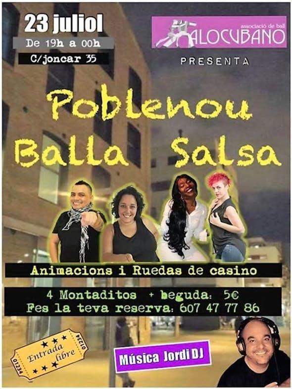 Poblenou Balla Salsa