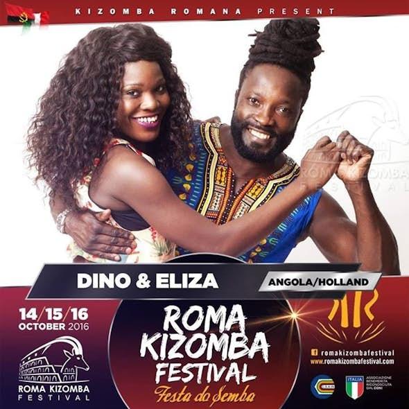 Roma Kizomba Festival 2016 (3ª Edición)