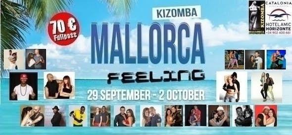 Mallorca Feeling Kizomba Festival 2016