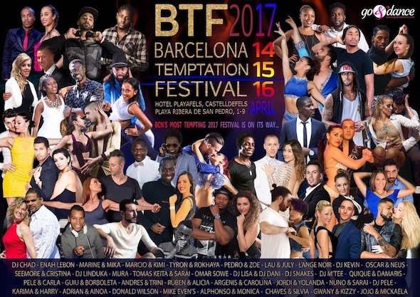 Barcelona Temptation Festival 2017