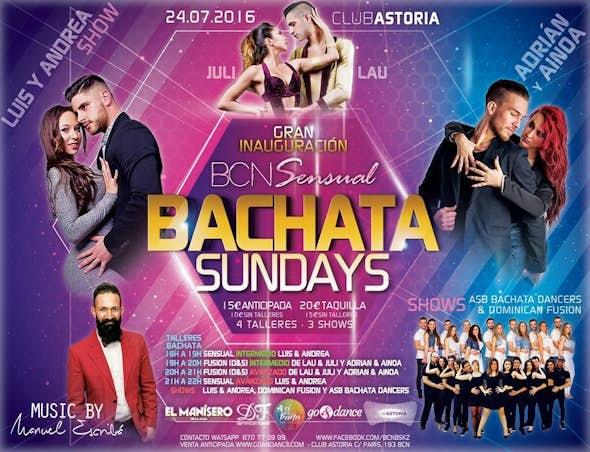 BCN Sensual BACHATA Sundays