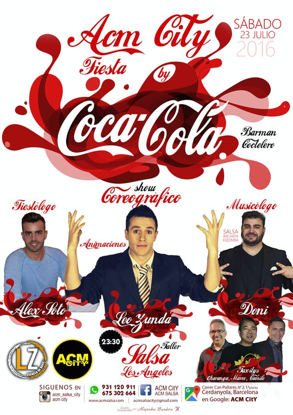 FIESTA BY COCA COLA