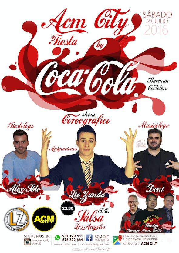 FIESTA BY COCA COLA