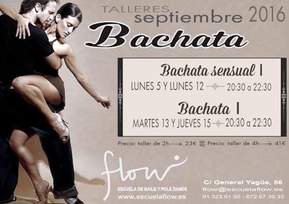 Bachata Sensual I-II