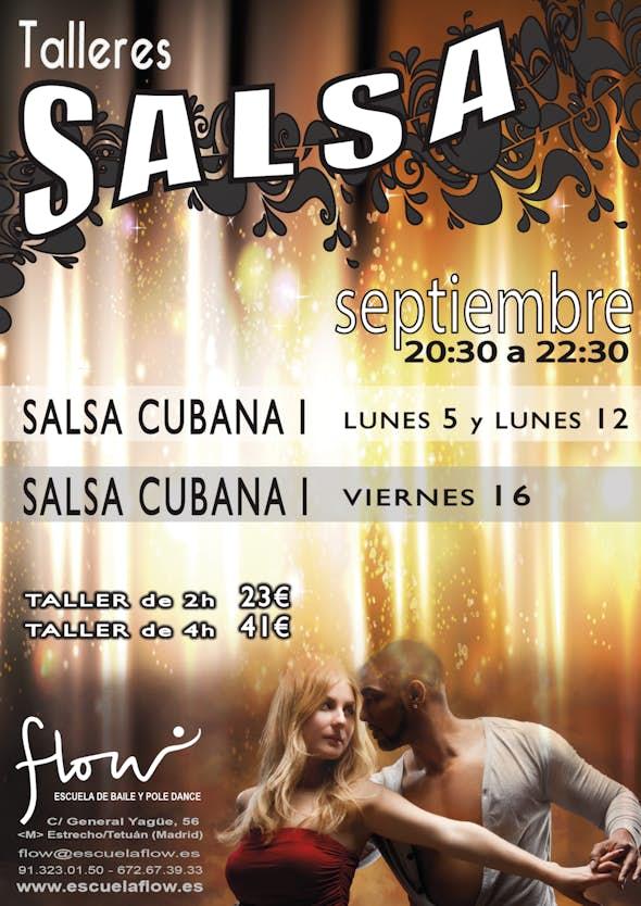 Salsa Cubana I-II