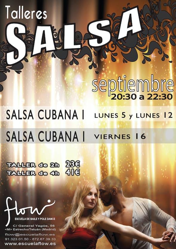 Salsa Cubana I
